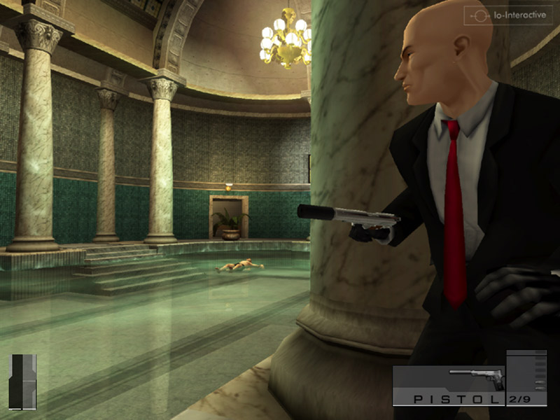 800x600 > Hitman: Contracts Wallpapers