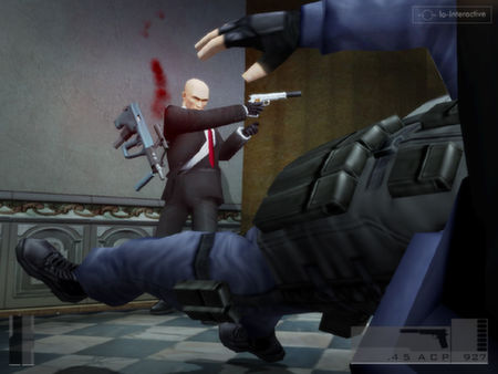 Hitman: Contracts #11