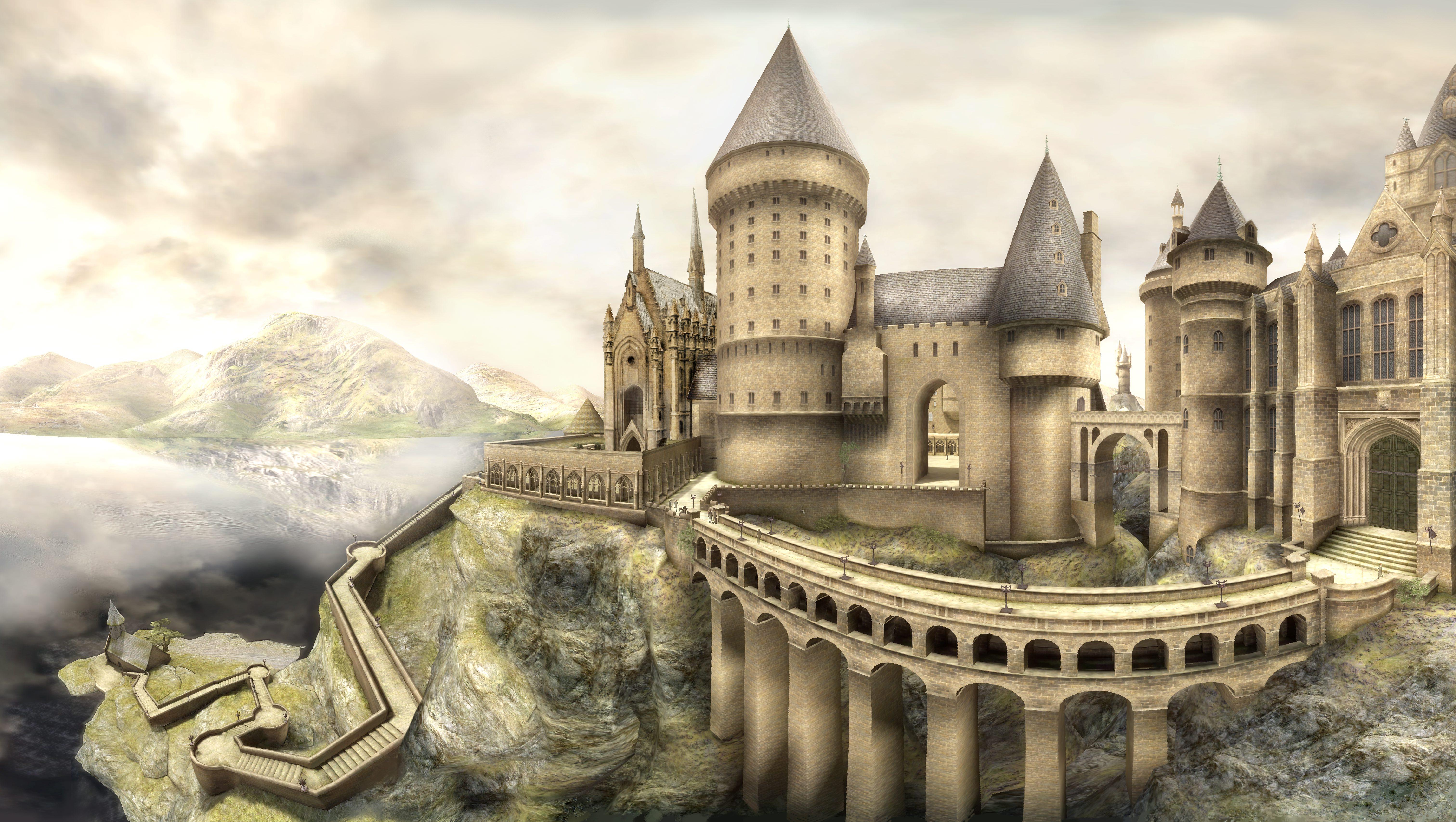 Hogwarts Castle Wallpapers Man Made Hq Hogwarts Castle Pictures