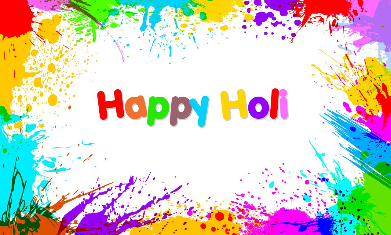 1280x768 > Holi Wallpapers