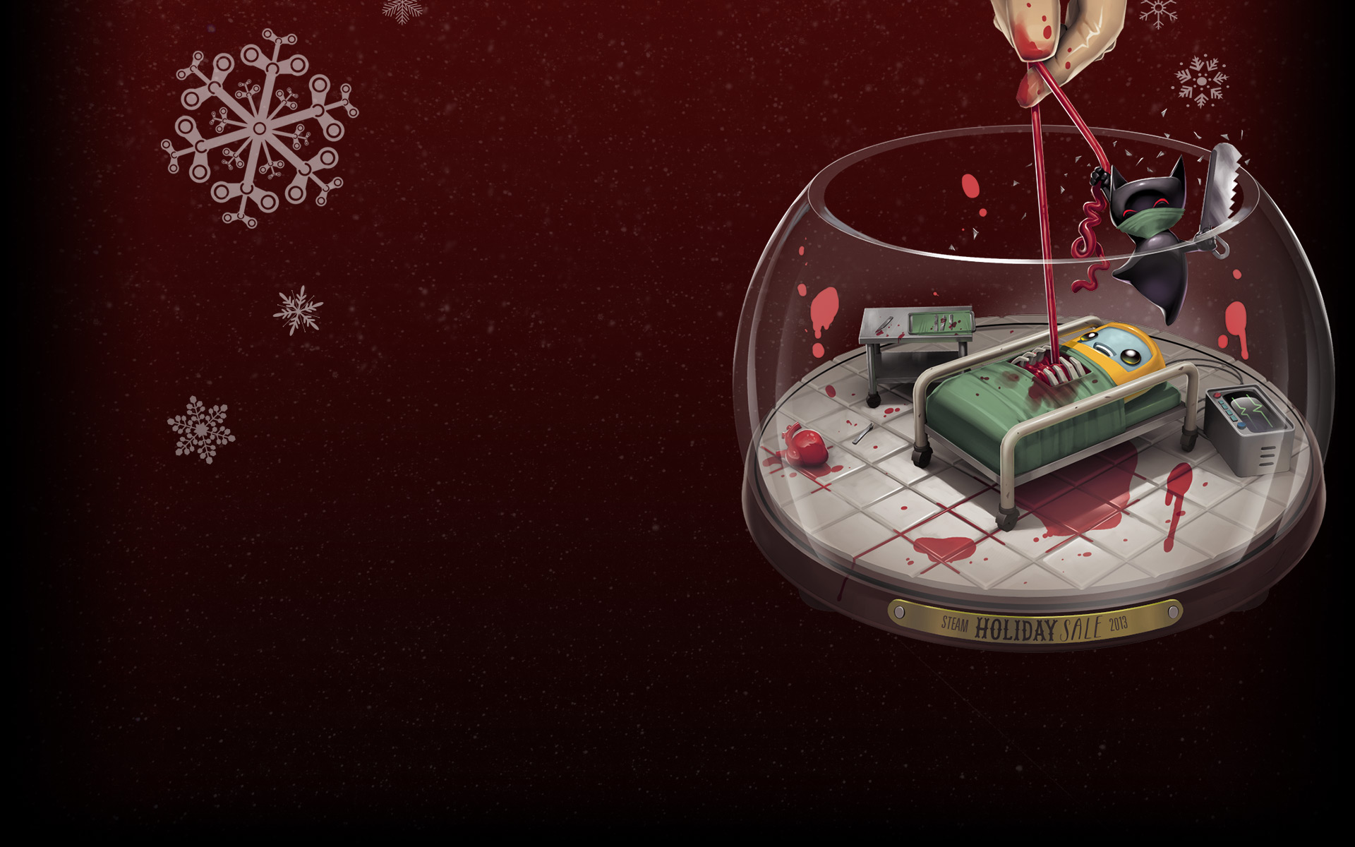 HD Quality Wallpaper | Collection: Video Game, 1920x1200 Holiday Sale 2013