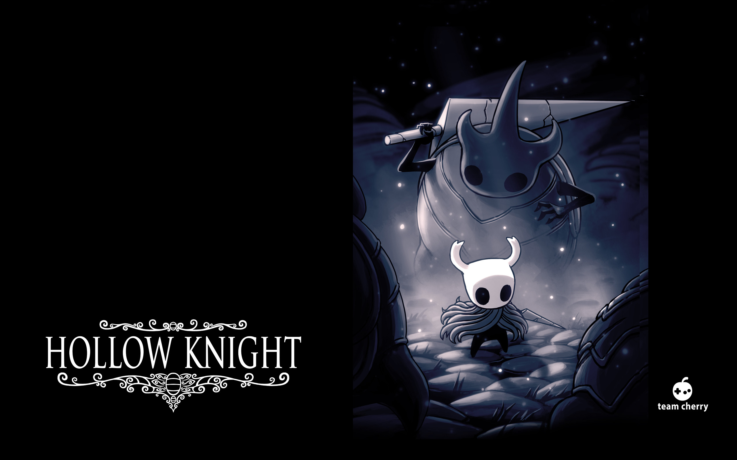 HD Quality Wallpaper | Collection: Video Game, 2560x1600 Hollow Knight