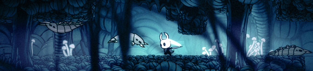 Nice wallpapers Hollow Knight 630x143px