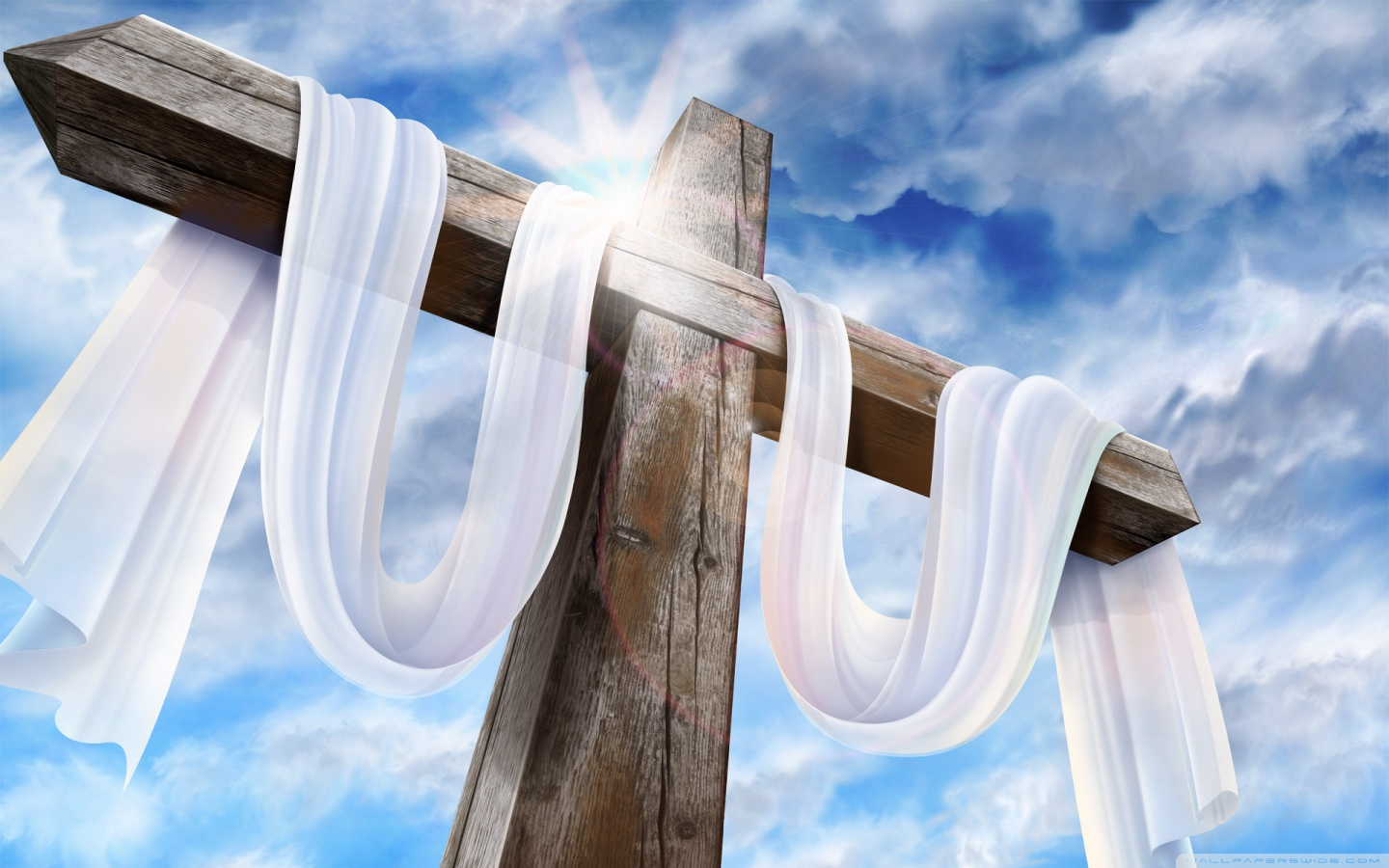 Nice Images Collection: Holy Cross Desktop Wallpapers