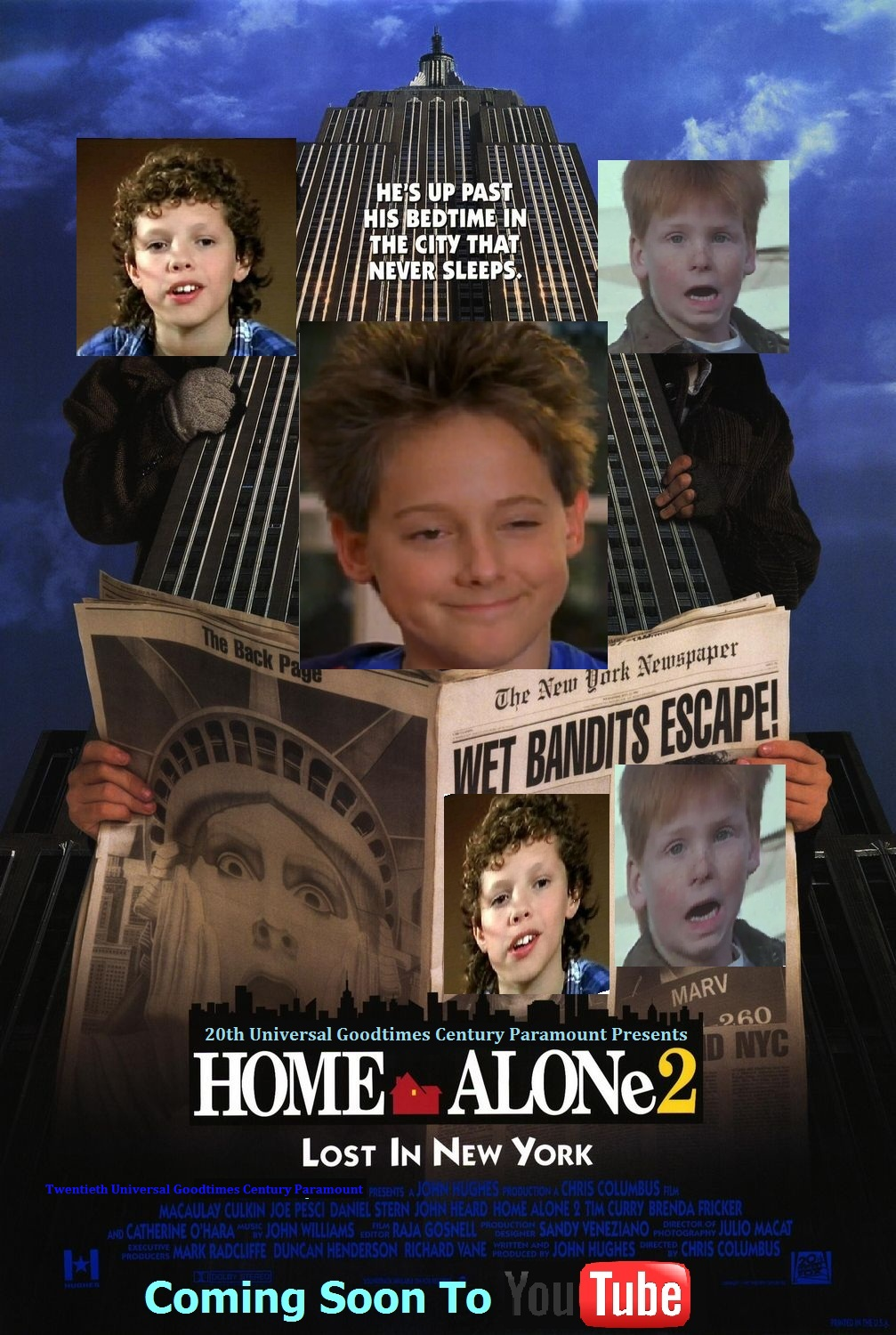 Amazing Home Alone 2: Lost In New York Pictures & Backgrounds