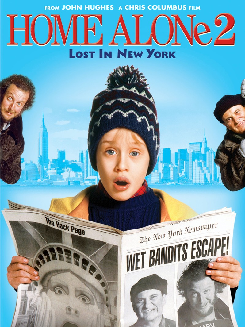 HQ Home Alone 2: Lost In New York Wallpapers   File 209.62Kb