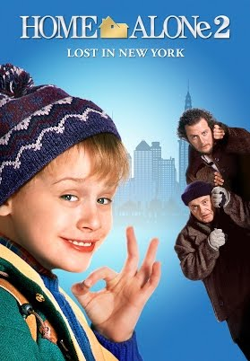Nice Images Collection: Home Alone 2: Lost In New York Desktop Wallpapers