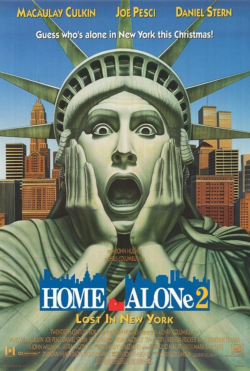 Nice wallpapers Home Alone 2: Lost In New York 500x743px