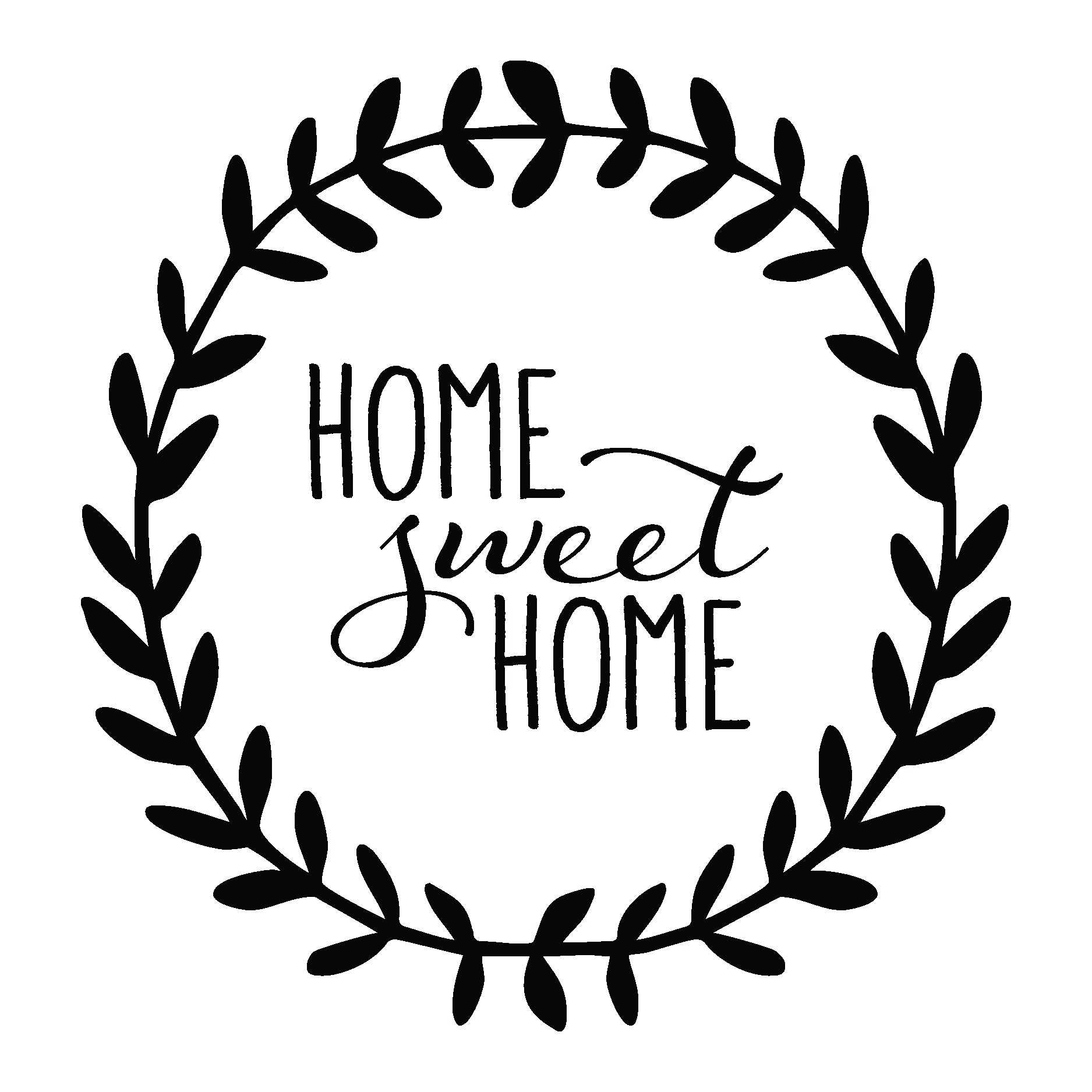 HQ Home Sweet Home Wallpapers | File 46.17Kb