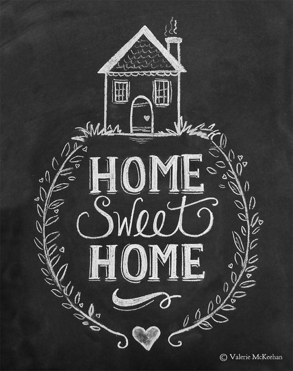 Nice wallpapers Home Sweet Home 570x722px