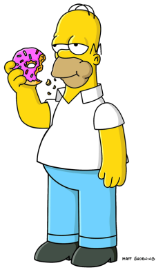 Homer Backgrounds on Wallpapers Vista