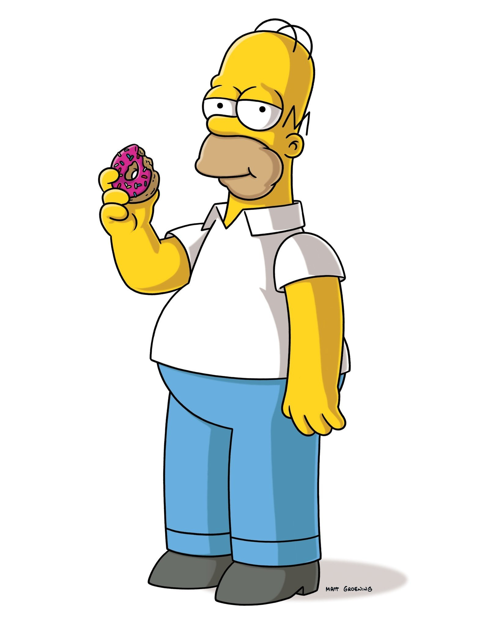 Nice wallpapers Homer 1596x2048px