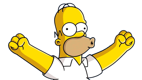 Homer Backgrounds, Compatible - PC, Mobile, Gadgets| 600x339 px