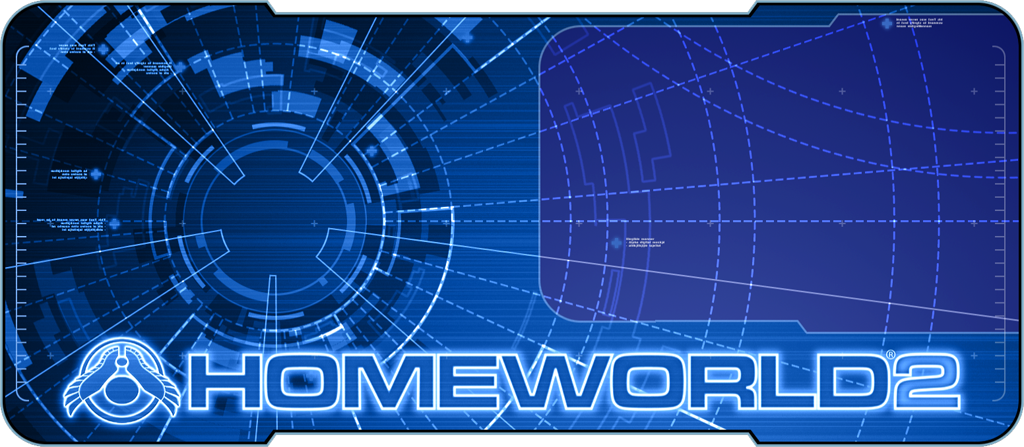 HD Quality Wallpaper | Collection: Video Game, 1024x447 Homeworld 2