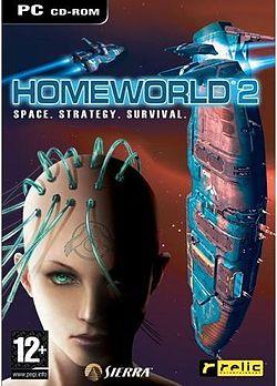 Nice Images Collection: Homeworld 2  Desktop Wallpapers