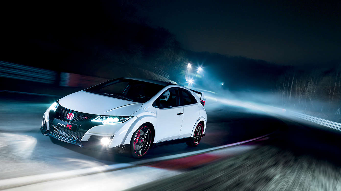 Honda Civic Type R Wallpapers Vehicles Hq Honda Civic Type R