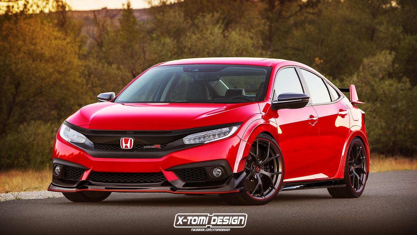 Honda Civic Type R Wallpapers Vehicles Hq Honda Civic Type R
