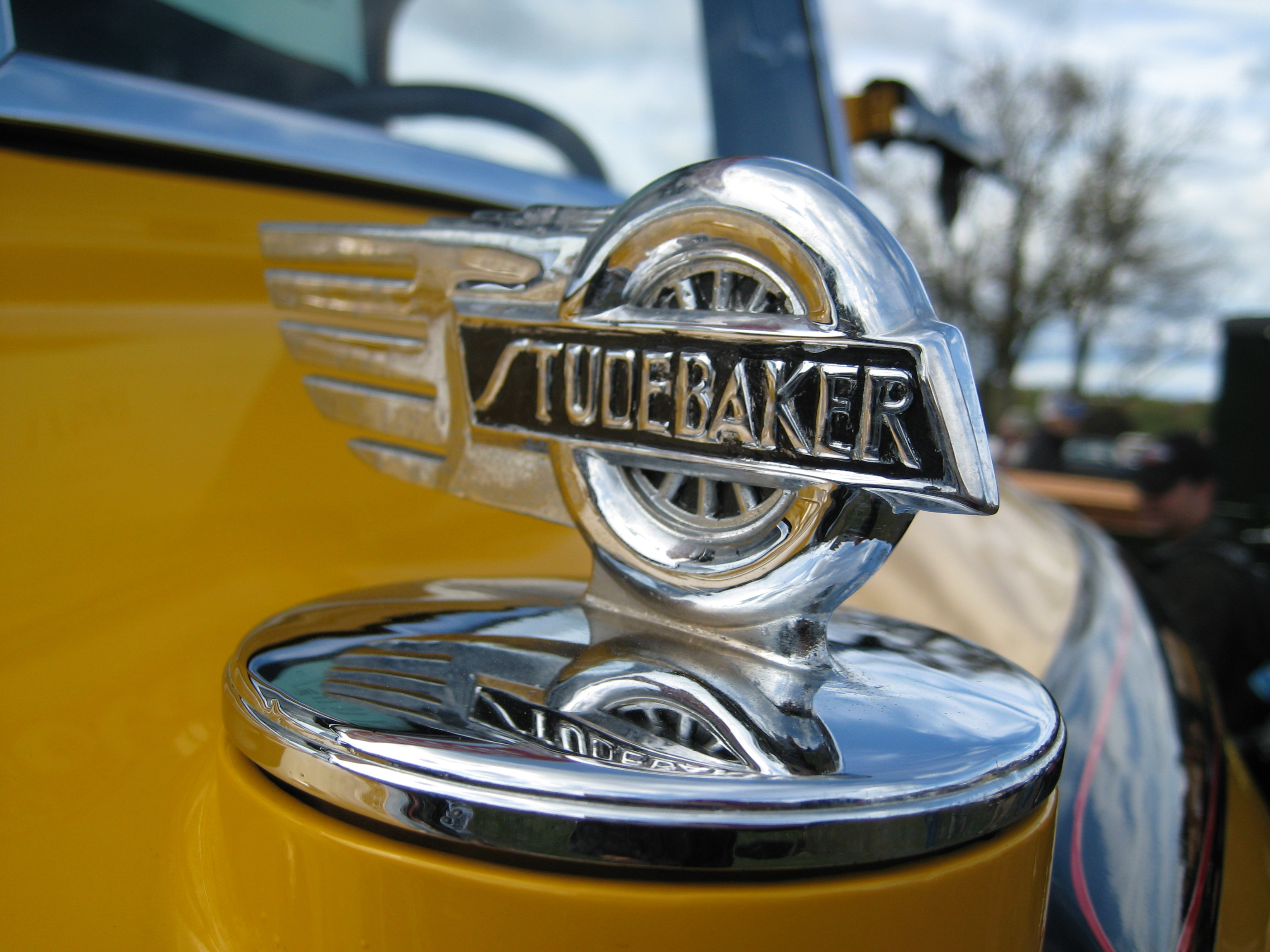 Amazing Hood Ornament Pictures & Backgrounds