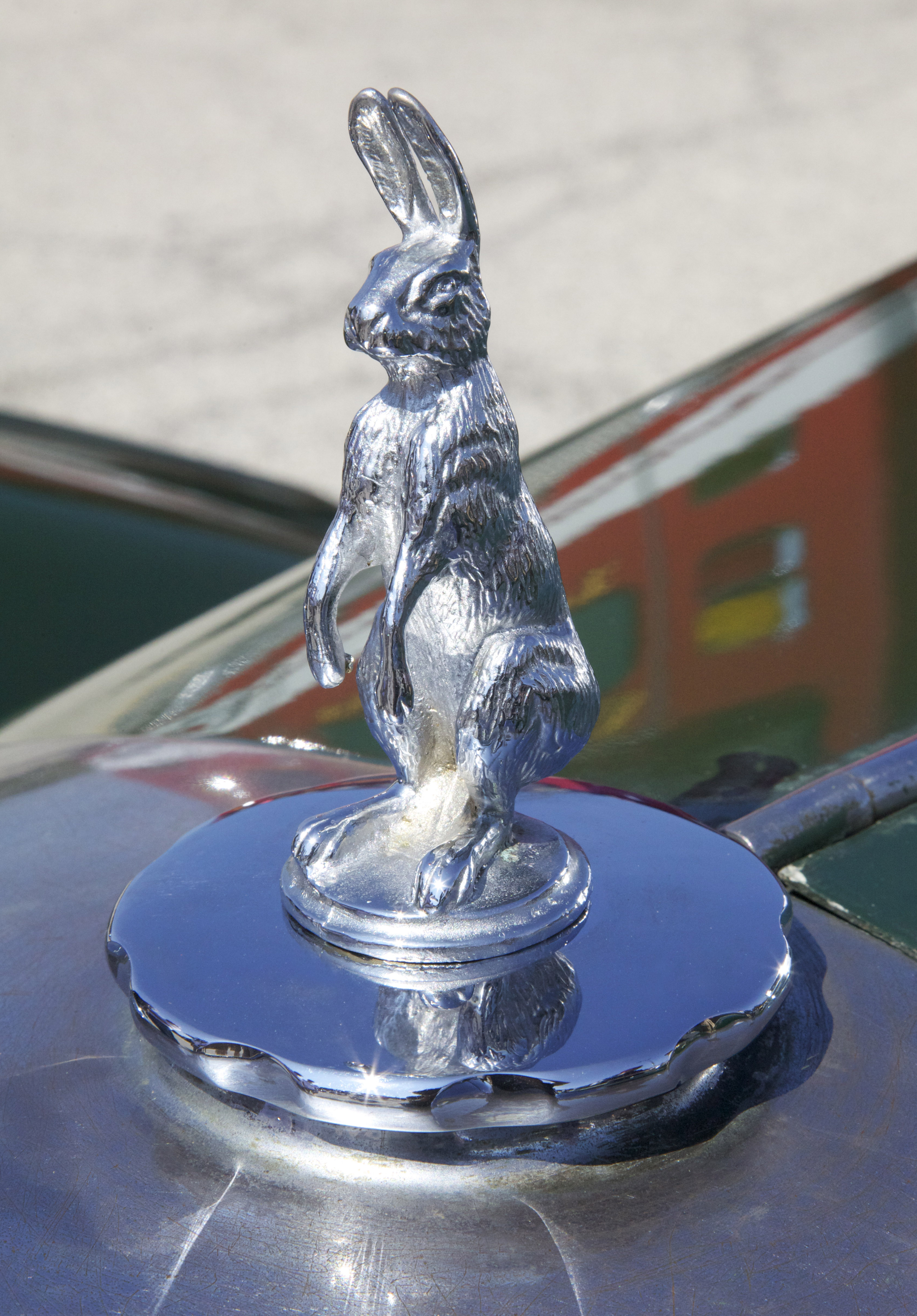 Nice wallpapers Hood Ornament 3372x4840px