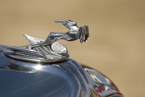 Nice Images Collection: Hood Ornament Desktop Wallpapers