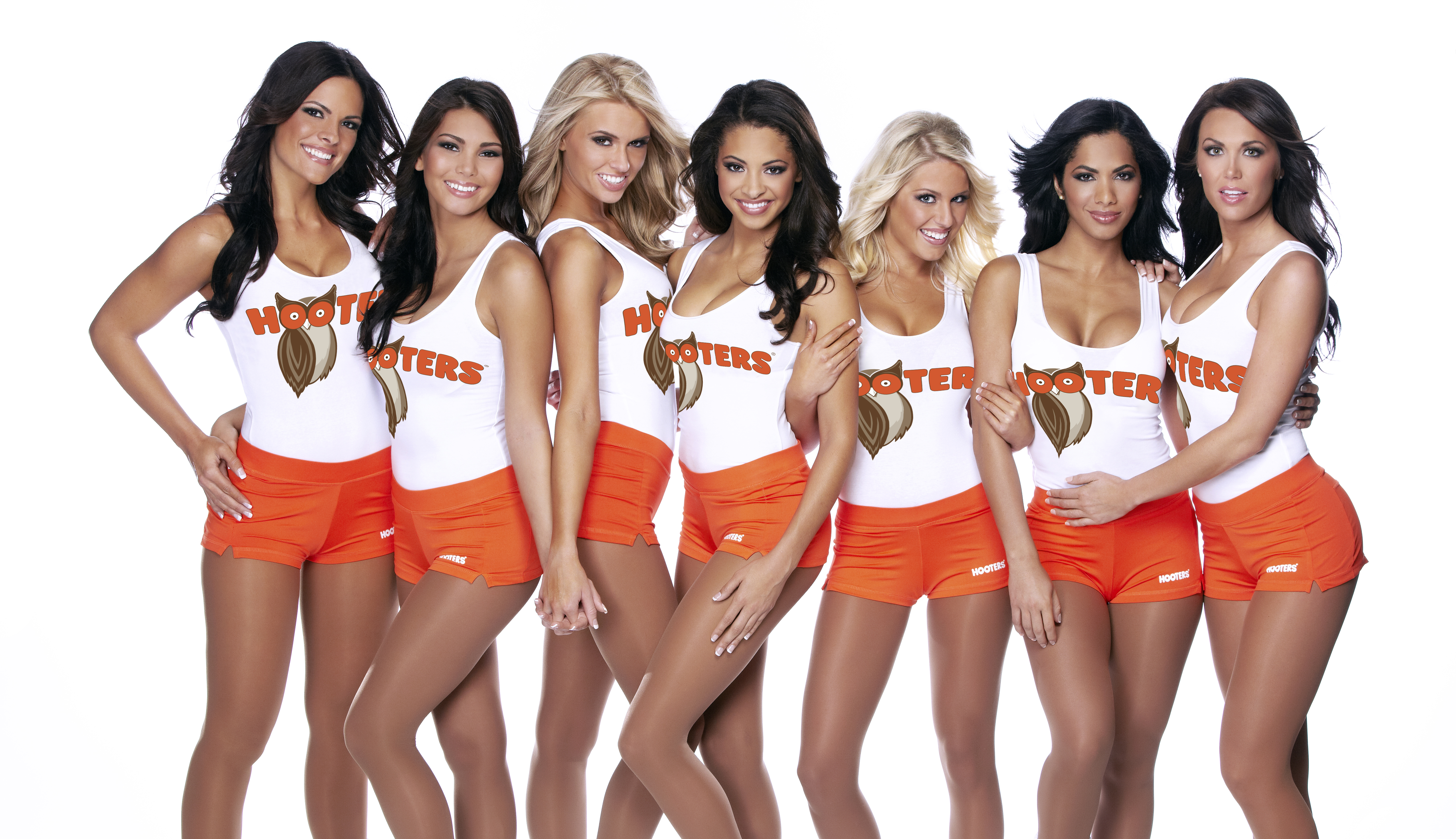 Nice Images Collection: Hooters Desktop Wallpapers