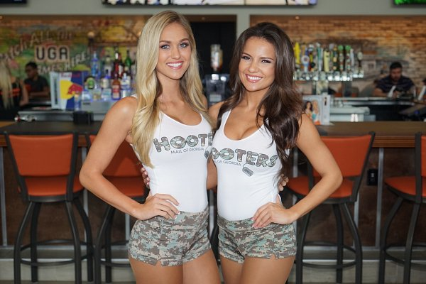 Hooters Pics, Products Collection