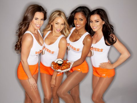 Hooters Backgrounds, Compatible - PC, Mobile, Gadgets| 480x360 px