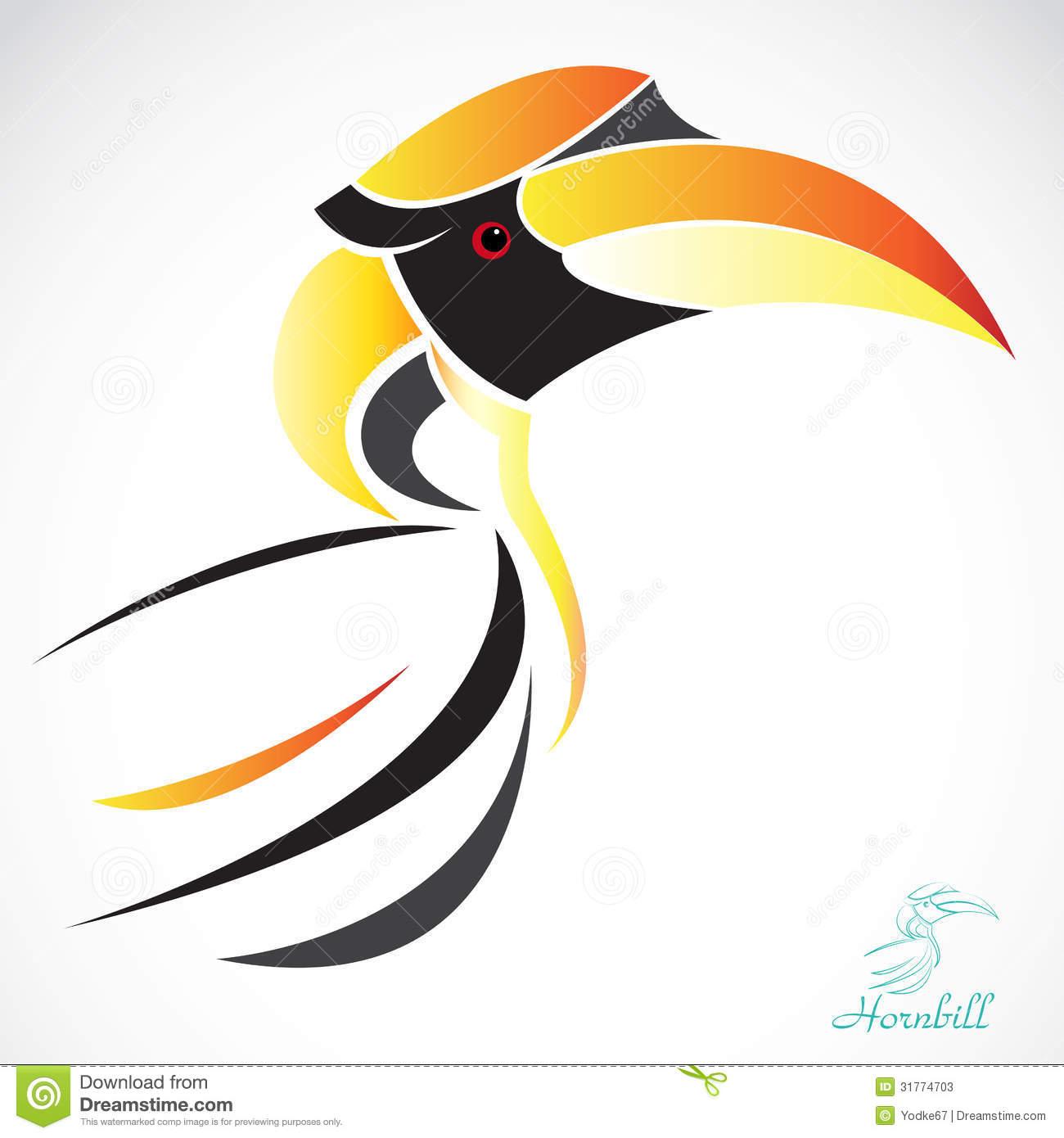 Nice wallpapers Hornbill 1300x1390px