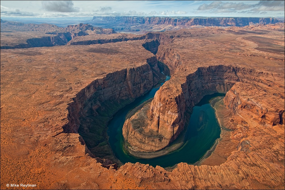 HD Quality Wallpaper | Collection: Earth, 1002x668 Horseshoe Bend