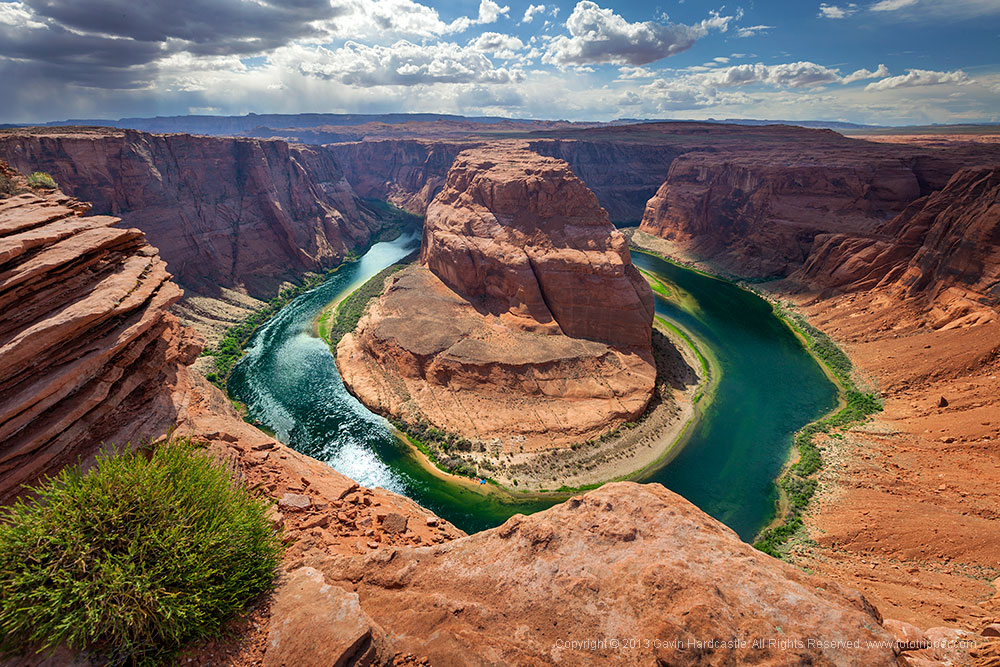 HQ Horseshoe Bend Wallpapers | File 270.68Kb