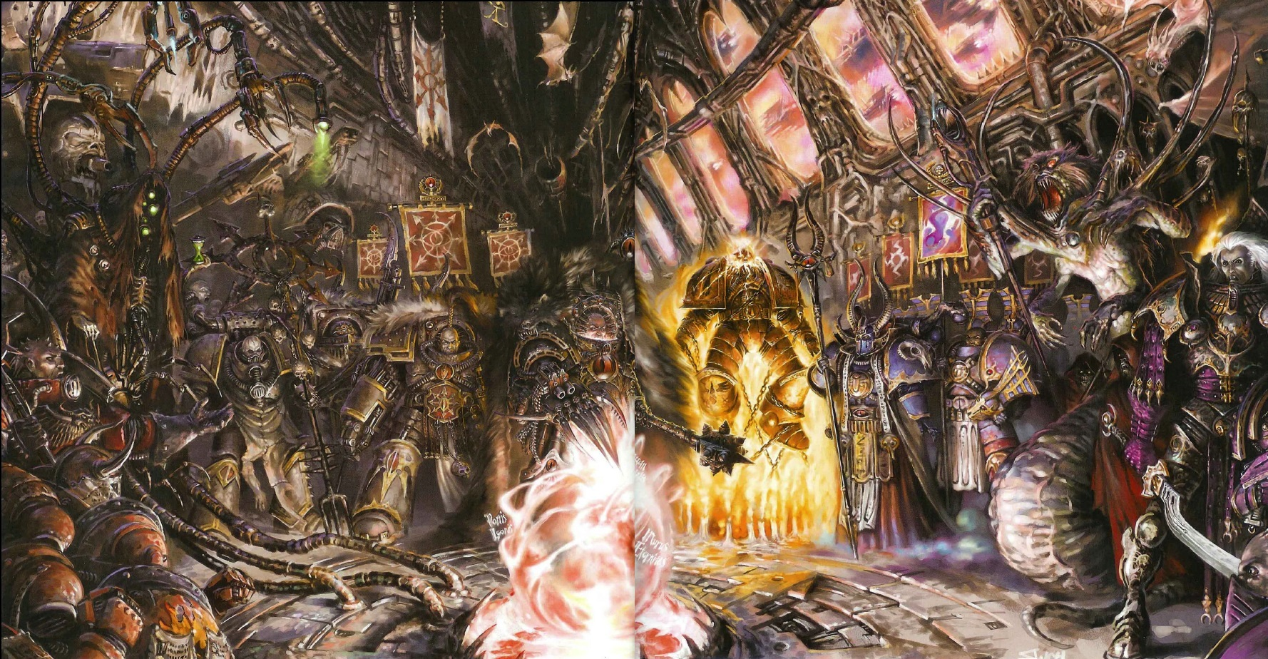 Horus Heresy Backgrounds, Compatible - PC, Mobile, Gadgets| 1778x924 px