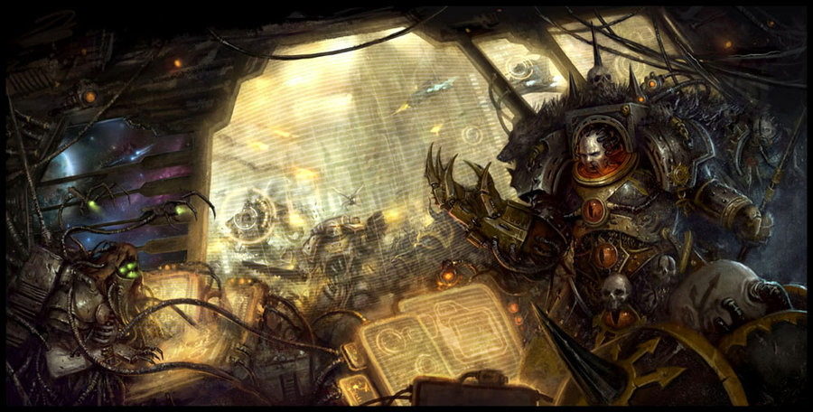 Nice wallpapers Horus Heresy 900x456px
