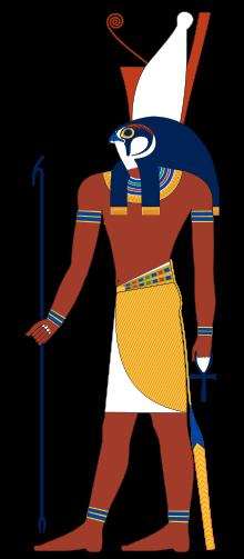HD Quality Wallpaper | Collection: Fantasy, 220x503 Horus