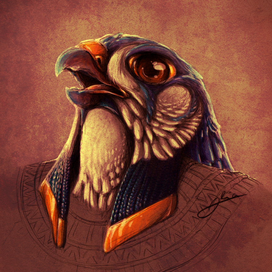 Images of Horus | 893x892