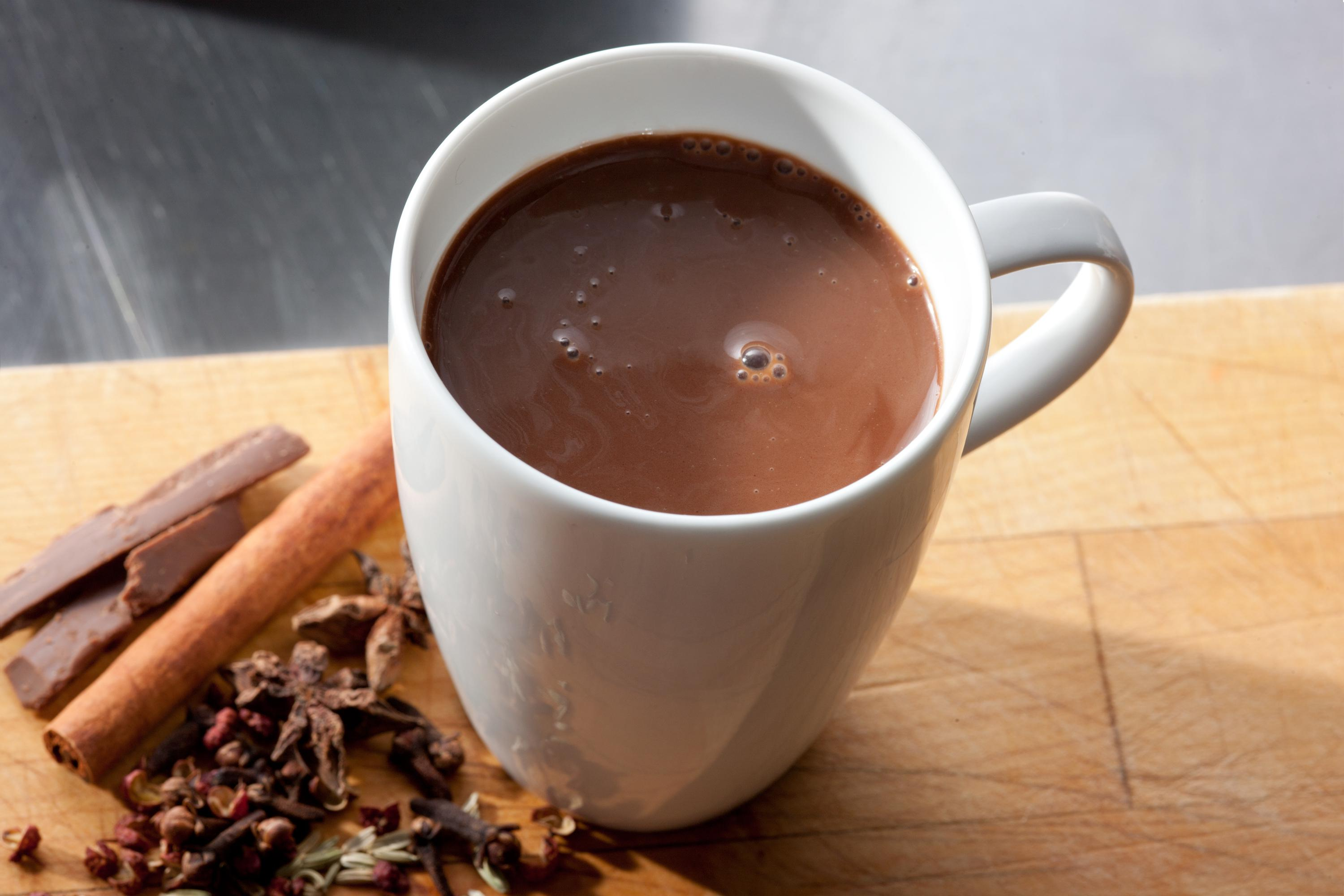 Nice wallpapers Hot Chocolate 3000x2000px