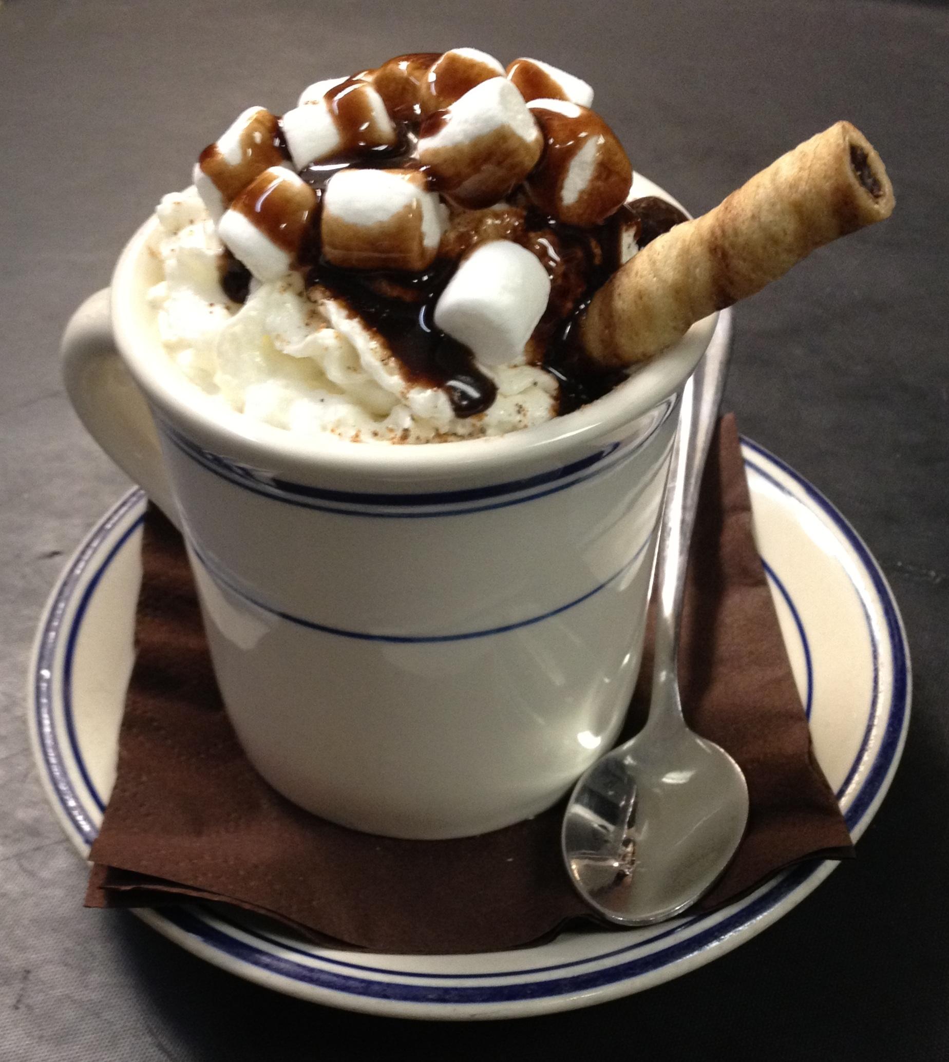 Hot Chocolate #6