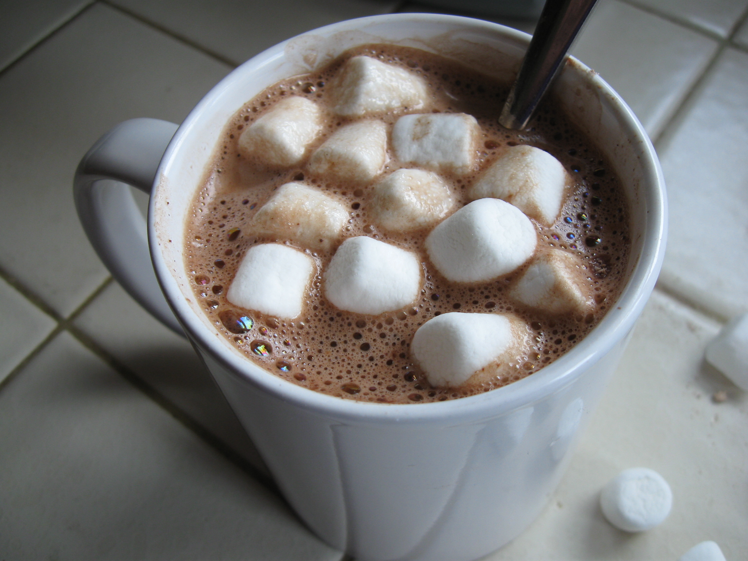 Hot Chocolate #7