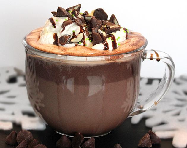 Hot Chocolate #16