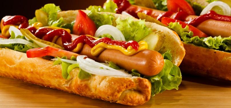 Hot Dog Pics, Food Collection