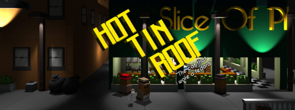 Hot Tin Roof: The Cat That Wore A Fedora Backgrounds, Compatible - PC, Mobile, Gadgets| 600x224 px