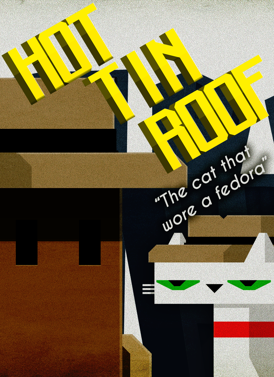 Amazing Hot Tin Roof: The Cat That Wore A Fedora Pictures & Backgrounds