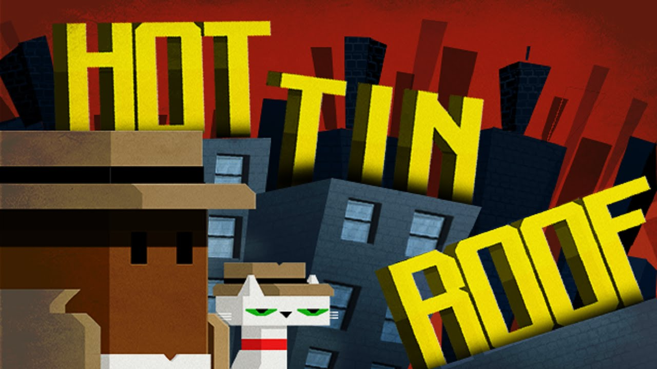 1280x720 > Hot Tin Roof: The Cat That Wore A Fedora Wallpapers