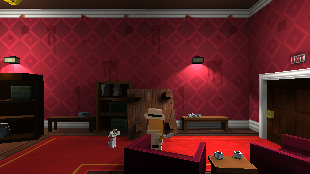 Nice wallpapers Hot Tin Roof: The Cat That Wore A Fedora 1280x720px