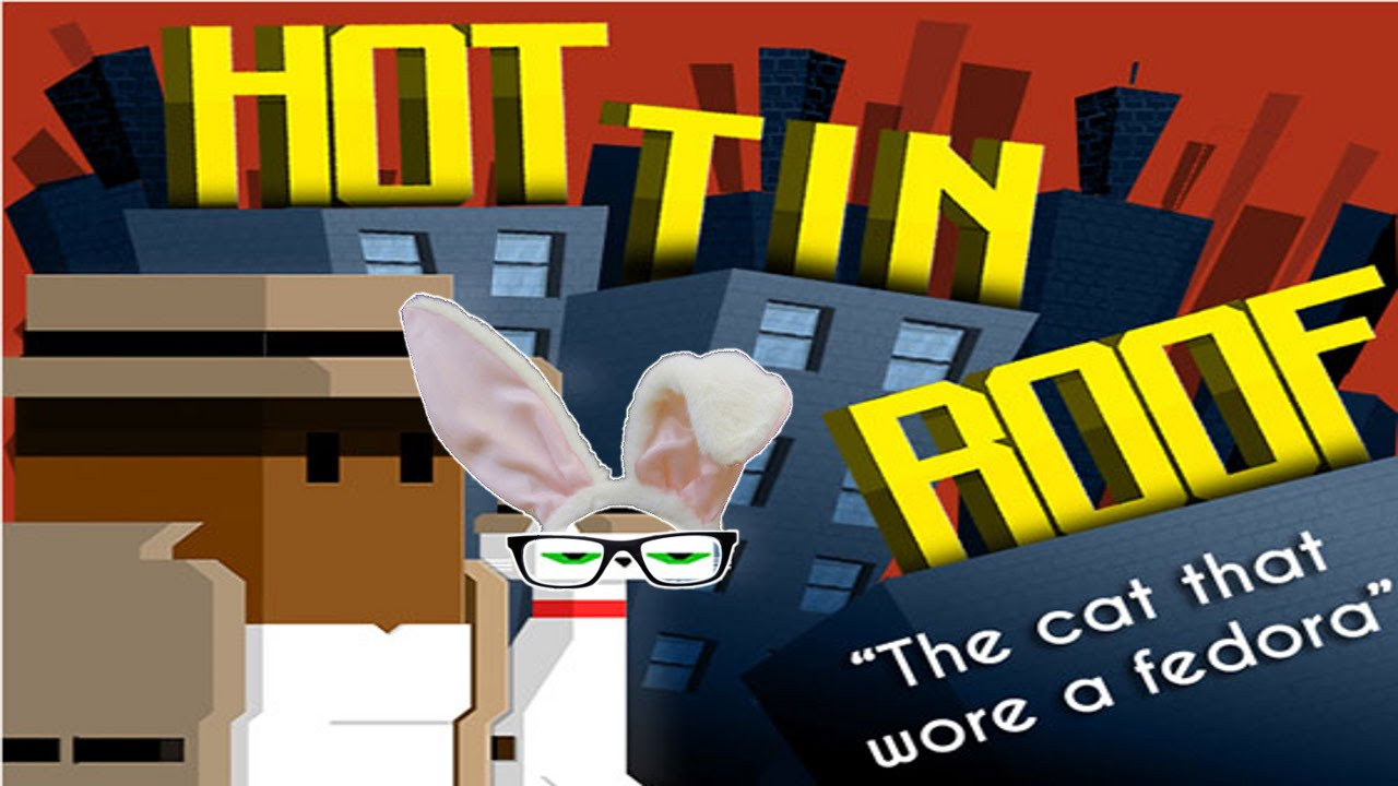 Hot Tin Roof: The Cat That Wore A Fedora High Quality Background on Wallpapers Vista