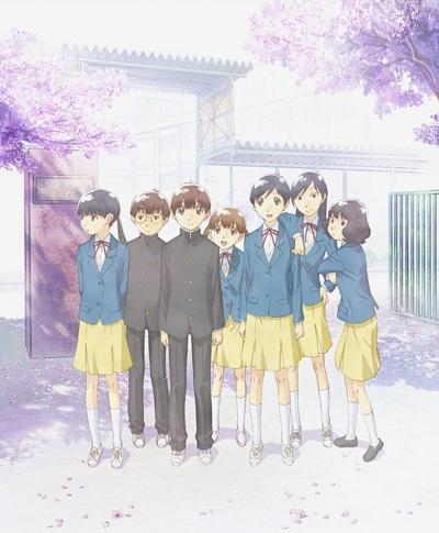 Hourou Musuko Pics, Anime Collection