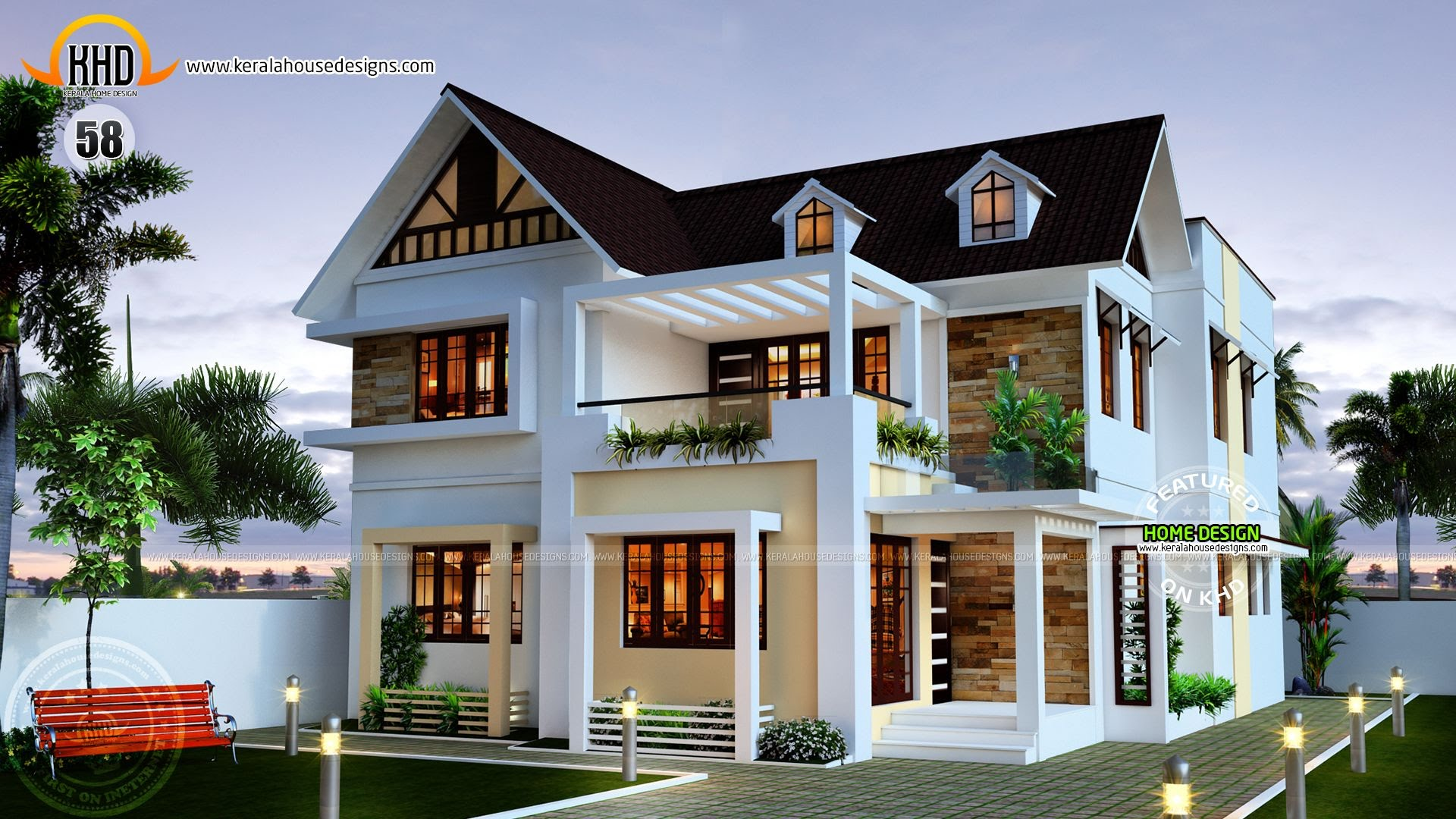 High Resolution Wallpaper   House 1920x1080 px