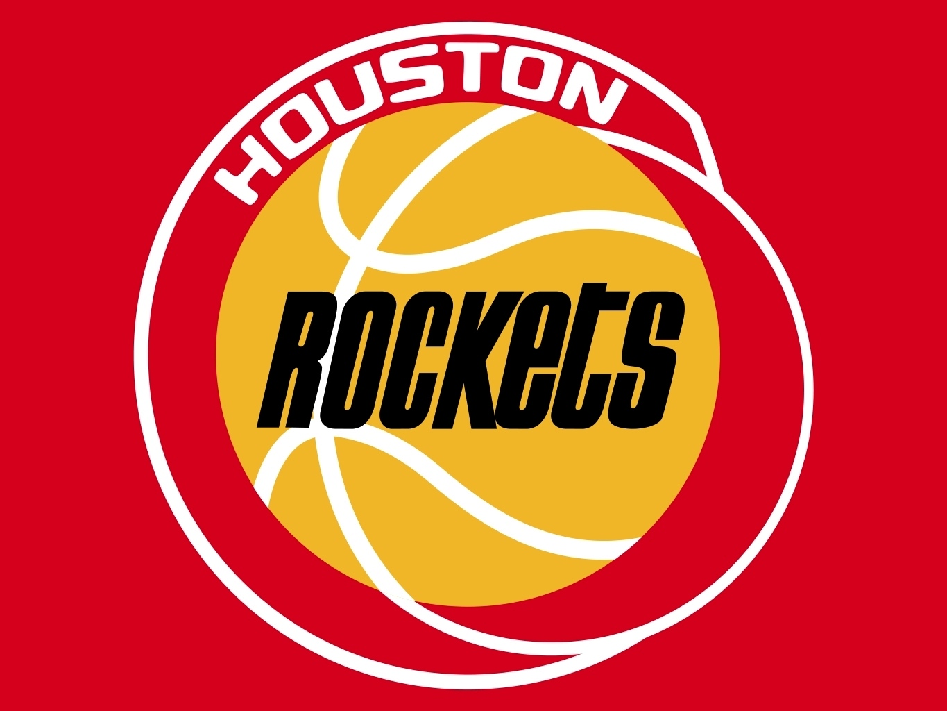 HD Quality Wallpaper | Collection: Sports, 1365x1024 Houston Rockets