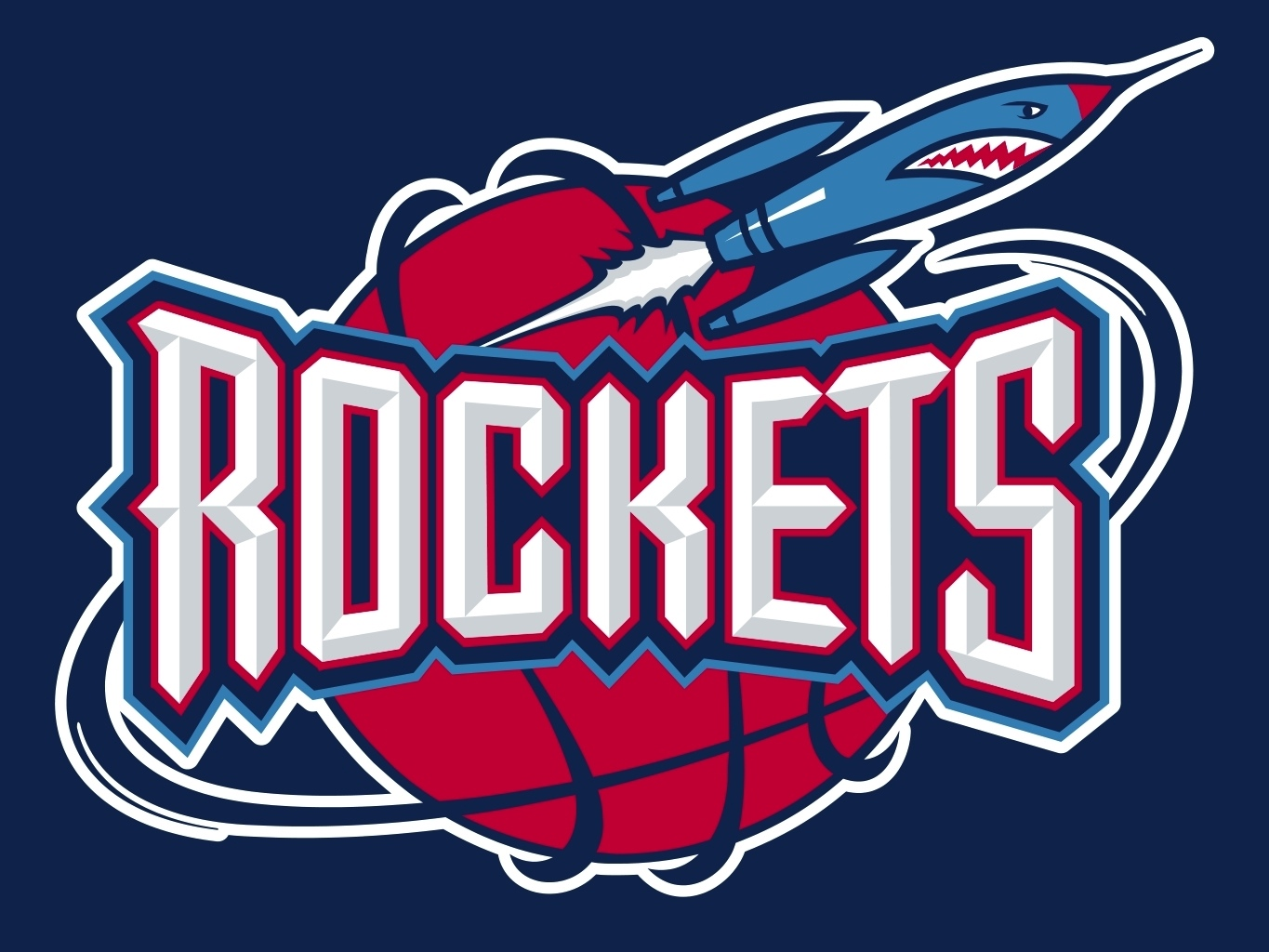 Nice wallpapers Houston Rockets 1365x1024px