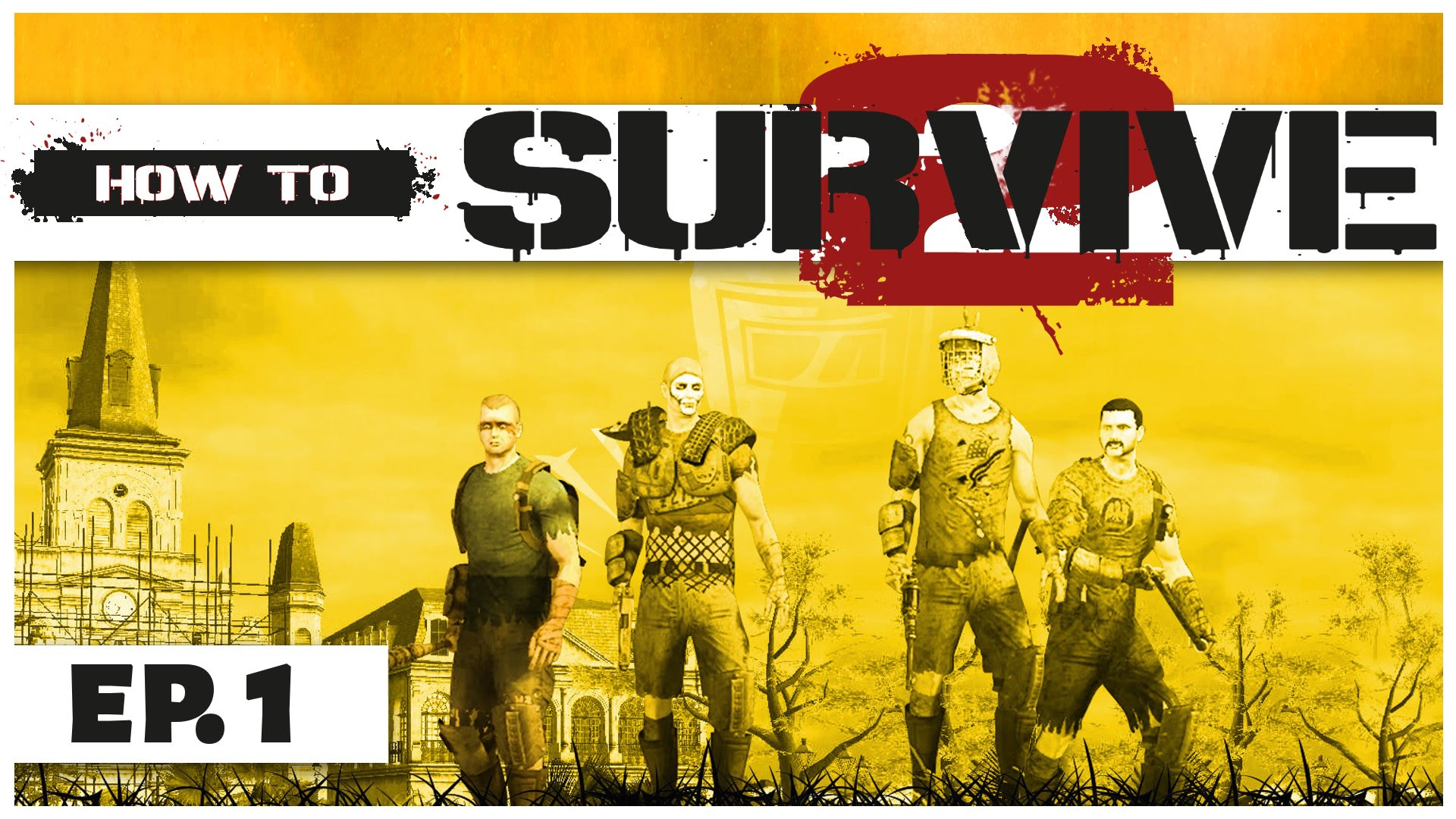 1920x1080 > How To Survive Wallpapers
