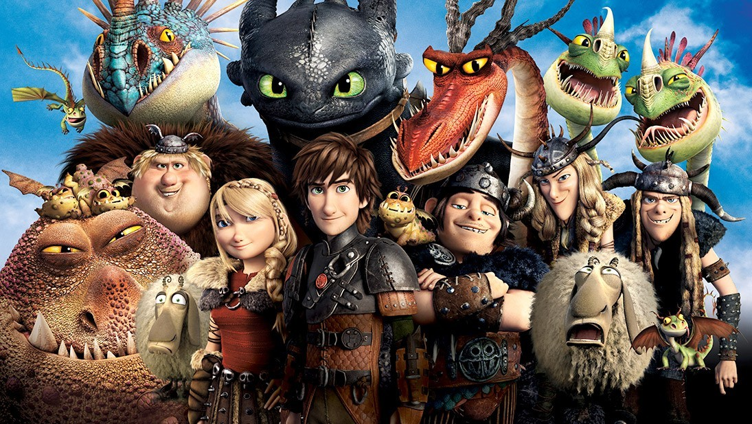 How To Train Your Dragon Wallpapers Movie Hq How To Train